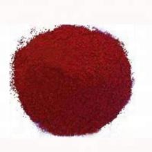 óxido de hierro rojo