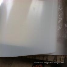 Hoja de goma de silicona de resistencia al calor 240 C
