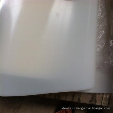 Feuille de caoutchouc de silicone de la résistance 240 C de chaleur