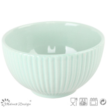 13.5cm Embossed Cereal Bowl Manufacture