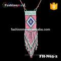 Fashionme semilla grano wintage hawaiano crecen collar