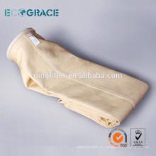 Aplicación industrial Bolsa Bolsa de filtro de aramida