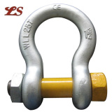 G80 Bolt Type Bow Shackle