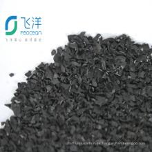 Carbón activado para el tratamiento de aguas residuales industriales