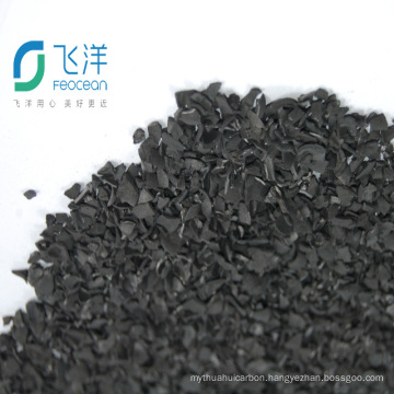 High quality coconut shell activated carbon for sales
