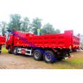 SINOTRUK HOWO 371HP 12 Wheels  dump truck