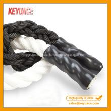 Manga de la reparación del encogimiento del calor del PVC de la cuerda de entrenamiento