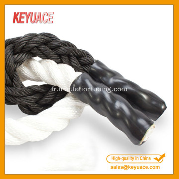 Corde de formation PVC thermorétractable Repair Sleeve