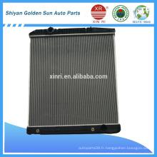 Radiateur en aluminium Chine pour radiateur de camion Mercedes Benzs 9425001103/9424001703/9425003103/9424003203/9425003303