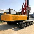50M Depth Excavator Borehole Pile Drilling Machine