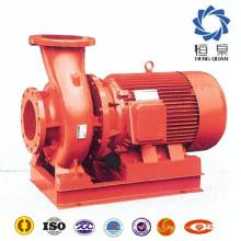 Bomba de deshidratación accionada por motor diesel