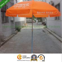 2.2m sombrilla Parasol para la promoción exterior (BU-0048W)