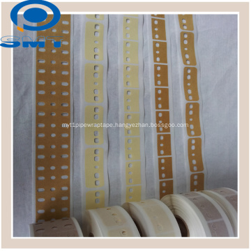 AI joint tape with 3holes kraft tape crepe 1000pcs roll