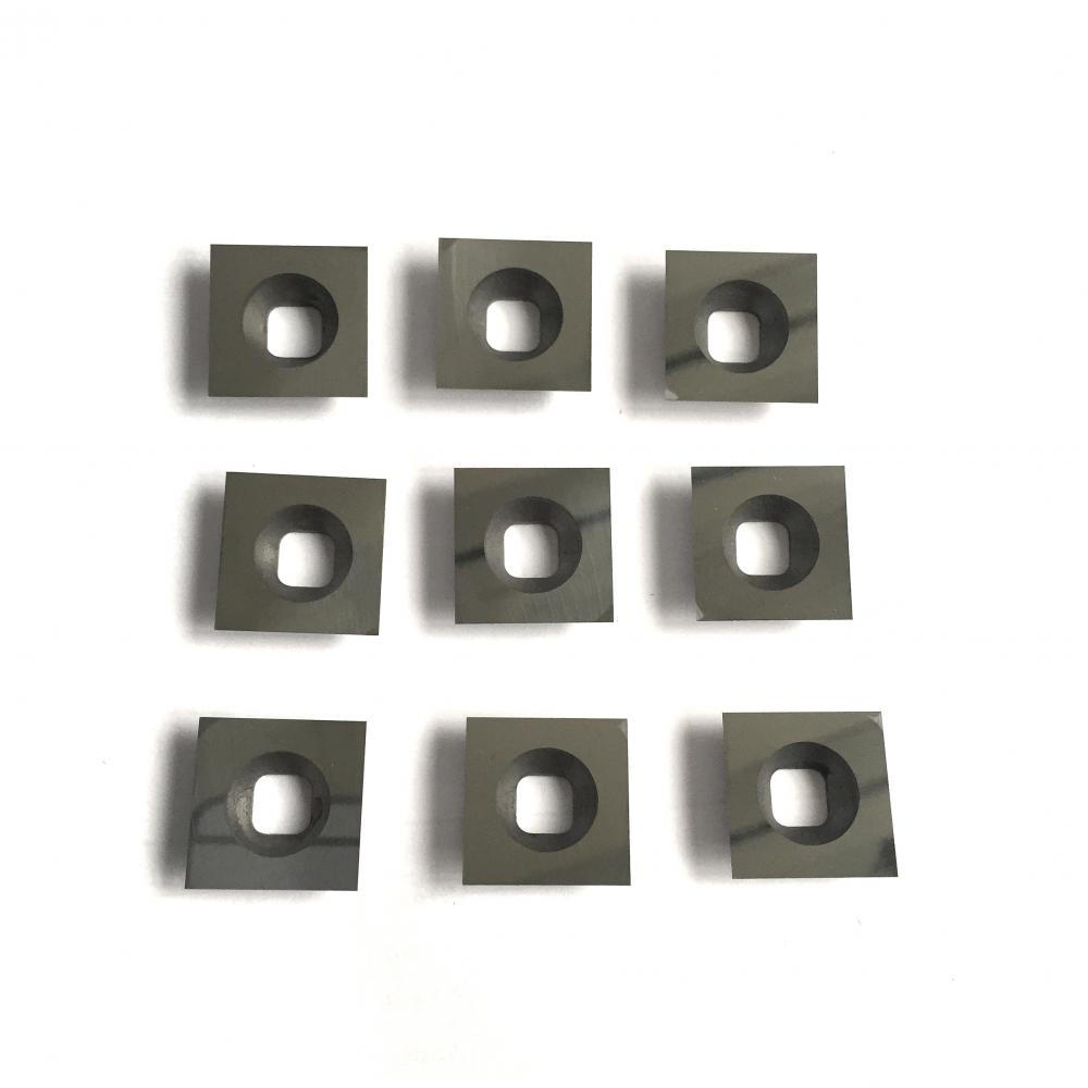 Square Carbide Wordworking Insert for Wood Cutting