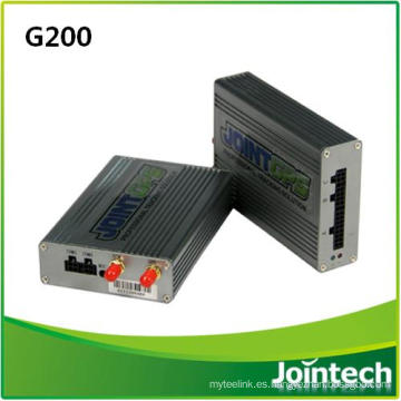 Sistema de monitoreo de generador con sensor de consumo de combustible