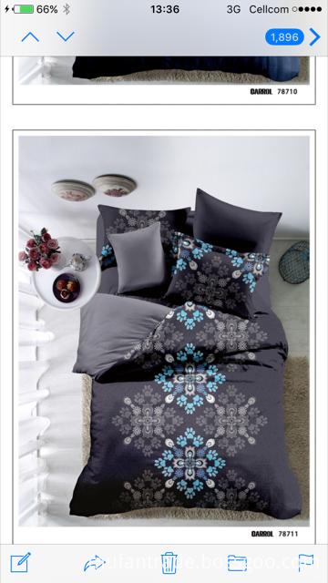 Printed beddding Set Polyester