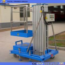 Plataforma de elevação de liga de alumínio Sjy