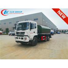 Nueva llegada de Dongfeng 6X6 camión de agua de tracción total