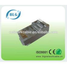 BLG FTP Lan câble RJ45 connecteur 8p8c