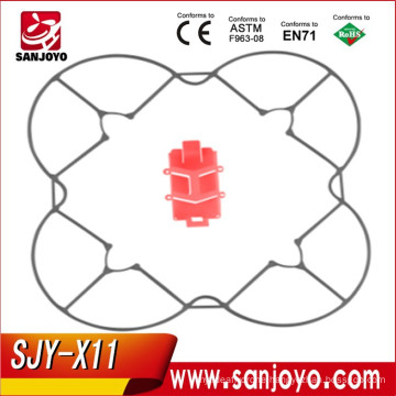 Syma rc flying toys spare parts protect cover 2.4G gyro mini rc quadcopter parts X11