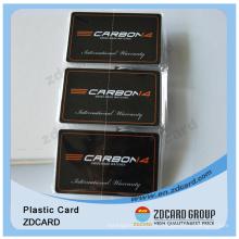 Impressão T5577 Cartão Eeprom RFID de 363 bits ou cartão de identificação em branco T5557