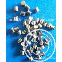 Tirage en aluminium / coup de coupe en aluminium, tôle d'acier au carbone coupé, Tissage en pente, grenaillage en acier