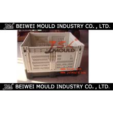 Collapsible Plastic Pallet Box Mould Manufacturer
