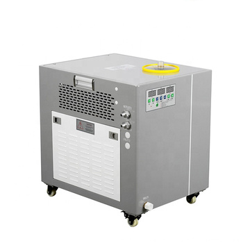 0.75HP 1800W China supplier auto air cooled water cooling chiller industrial chiller machine for induction heater