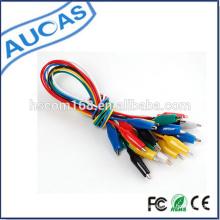 Câble d'aligateur / câble de crocodile câble / câble d'aligateur / cable de crocodile / câble de jumper