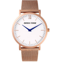 fashion top brands mesh band movement quartz men watch