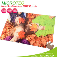 Sublimation Blank MDF Puzzle