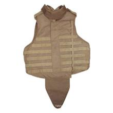 NIJ Iiia UHMWPE a prueba de balas chaleco para usuarios militares