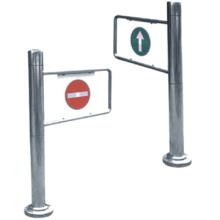 Qualitativ hochwertige Metro Drehkreuz Tor/Klappe Drehkreuz Tor/automatische Schaukel Torantrieb