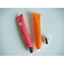 Пластиковые трубы для фрукты губ гелем