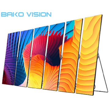 P1.9mm HD Indoor LED Poster