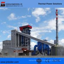 Carvão betuminoso de 75 T / H / antracite / caldeira a lenhite CFB