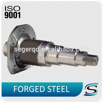 Forging Trailer Axle Drop Spindle
