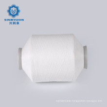 High  nylon filament DTY  dope dyed white polyamide SD yarn for woven label