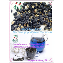China schwarze goji Beere, nährstoffreiche schwarze goji Beere