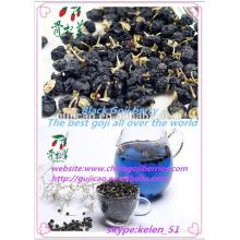 Китай черный ягоды годжи, nutritionous черный годжи ягода