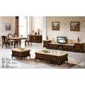 Europa Möbel, königliche Wohnzimmer Möbel, Couchtisch, TV-Ständer (1501)