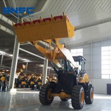 China Brand New Mini Loader 2Ton