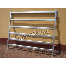 1,8X2,1 m Cattle Corrals Tragbare Corral Panels Tragbare Cattle Panels