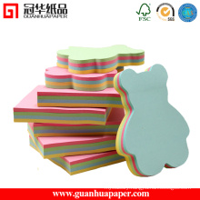 Bear Shaped Sticky Note Pad Good Quality Sticky Notes