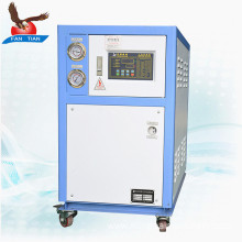 China Manufacturers for 5Hp Water Cooled Chiller Industrial Cooler Indirectly Chilling Wine Chiller supply to Poland Importers