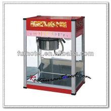 K132 Counter Top Lujoso máquina eléctrica de palomitas de maíz