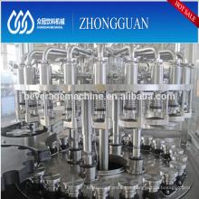 Garrafa de vidro de alta qualidade / escolha da qualidade da máquina de enchimento da vodca