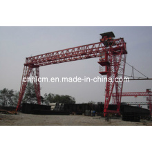 Trusstype Goliath Gantry Crane for Moving The Construction Concrete Blocks