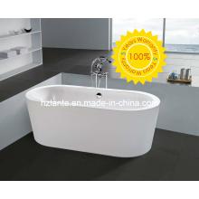 CE Approved Pure Acrylic Bathtub (LT-JF-8016)