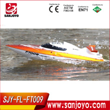 High speed racing boat FT009 hobby model 4CH yacht 30km/h 2.4g rc speed boats for sale (water cooling system) rc boat hulls